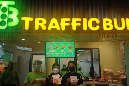 Traffic Bun Gandeng Kopi Lain Hati di Store Baru Surabaya