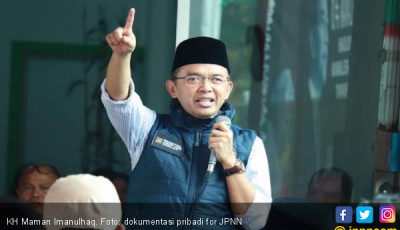 Kiai Maman Kritik Presiden Jokowi soal Bipang Ambawang | JPNN.com