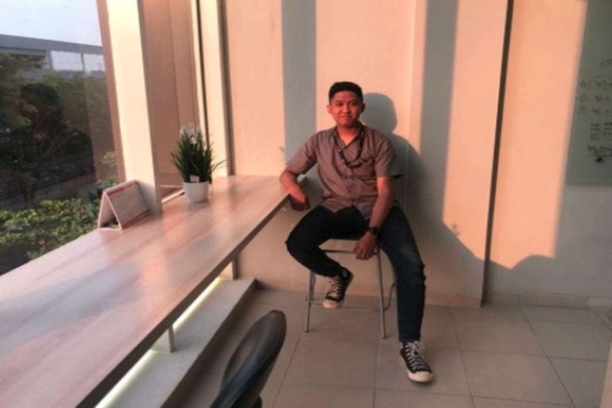 Dimas Alief Prayitno (foto: SC IG @dimslifdn)