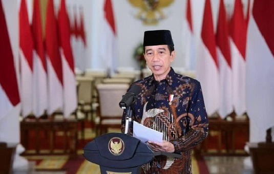 Emosi Presiden Jokowi Mengejutkan, Semua Menteri Terdiam (Foto: Instagram/jokowi)