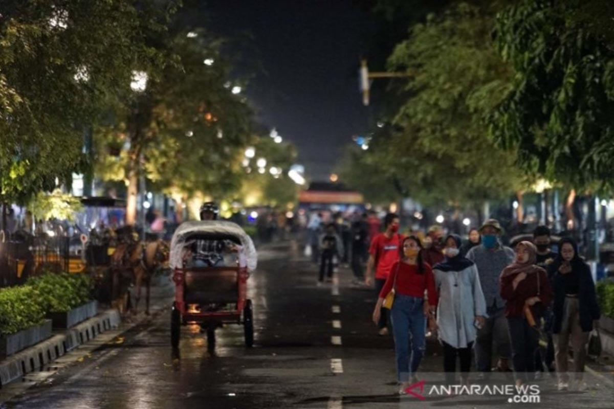 Ilustrasi – Kawasan Jalan Malioboro Yogyakarta.(FOTO: ANTARA)
