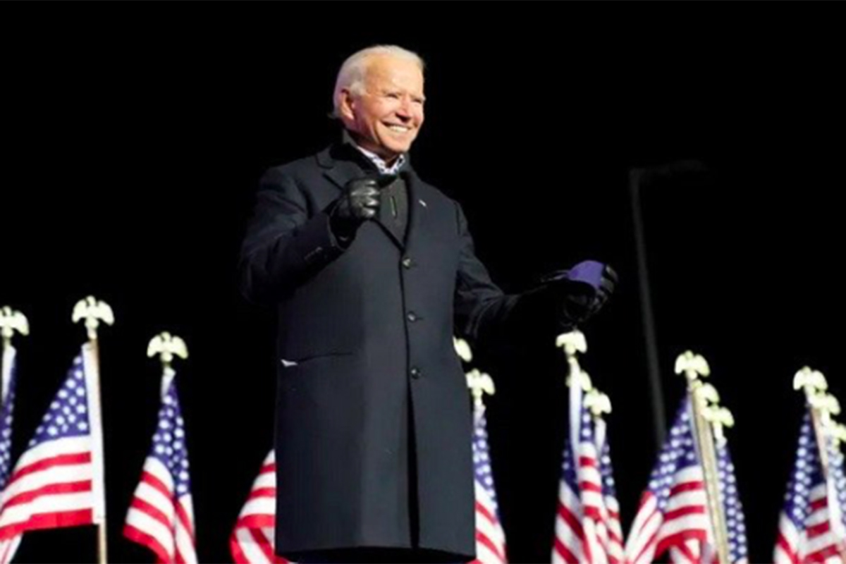 Presiden Amerika Serikat, Joe Biden. Foto: Reuters