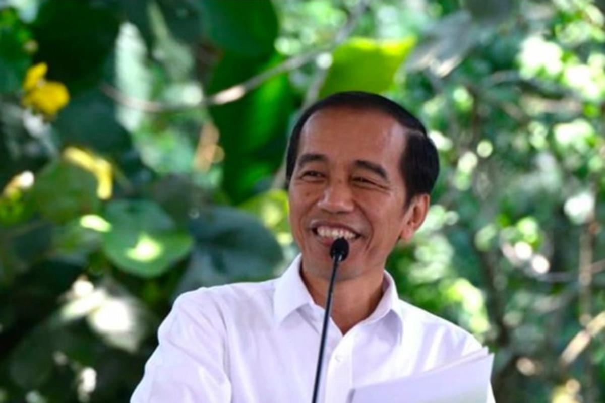 Presiden Joko Widodo (Jokowi) memberikan angin segar kepada Bali yang bisa membuat sektor pariwisatanya bernapas lega. (Foto: Instagram @jokowi)