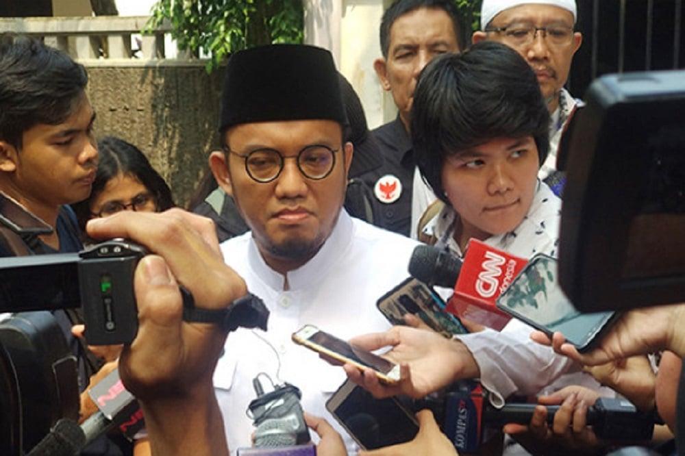 Juru Bicara Prabowo Tantang Pengamat Militer: Sebut Saja Mafianya - Juri bicara Menteri Pertahanan Dahnil Anzar Simanjuntak (Foto: JPNN.com/GenPI.co)