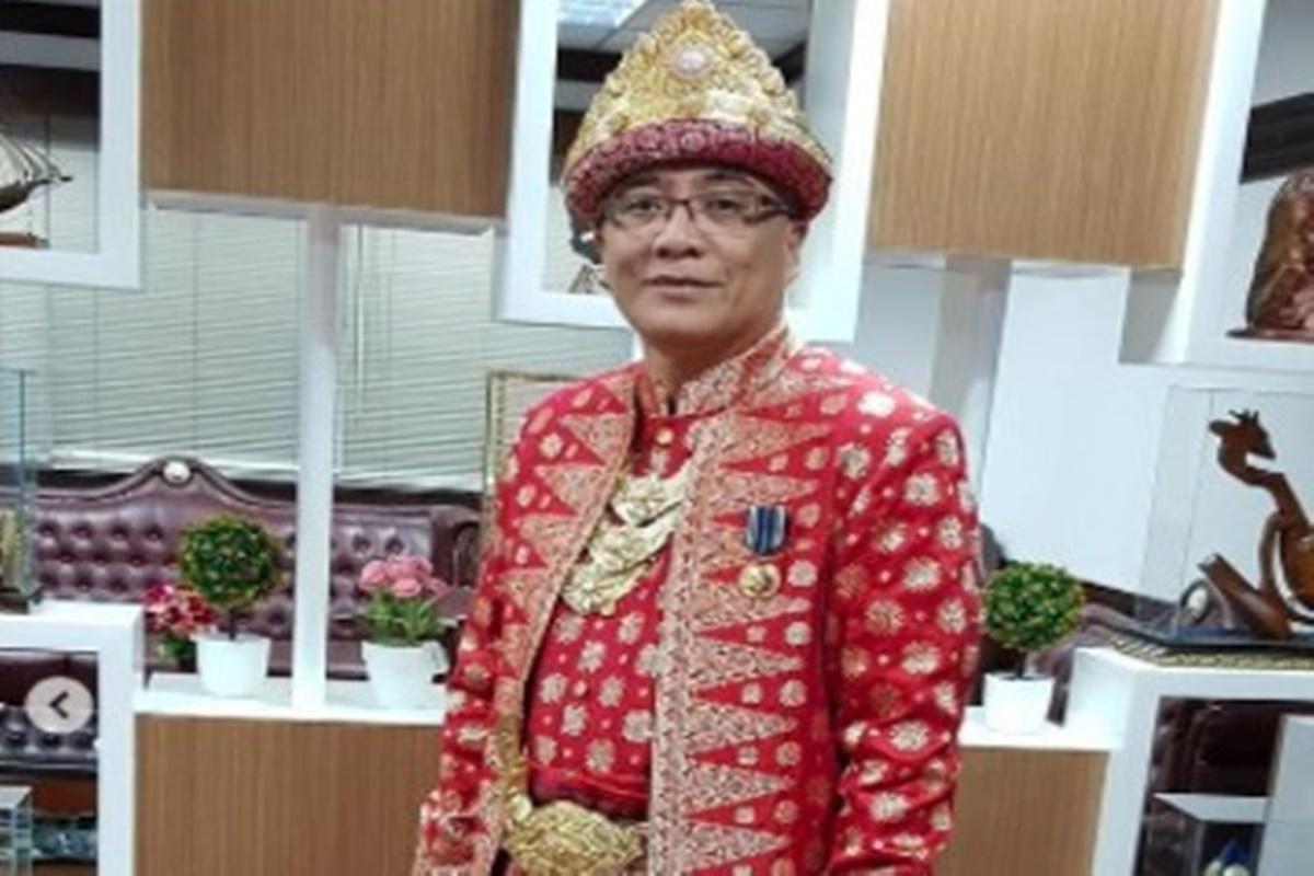 Kepala BKN sekaligus Ketua Panitia Seleksi Nasional (Panselnas) ASN 2021, Bima Haria Wibisana (foto: SC IG @wibisanabima)