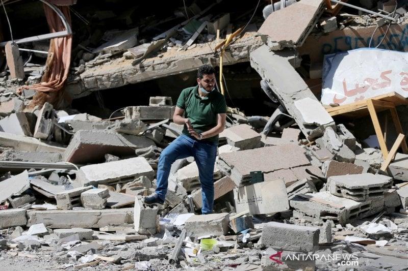HRW Tampar Israel, 3 Serangan ke Gaza Adalah Kejahatan Perang