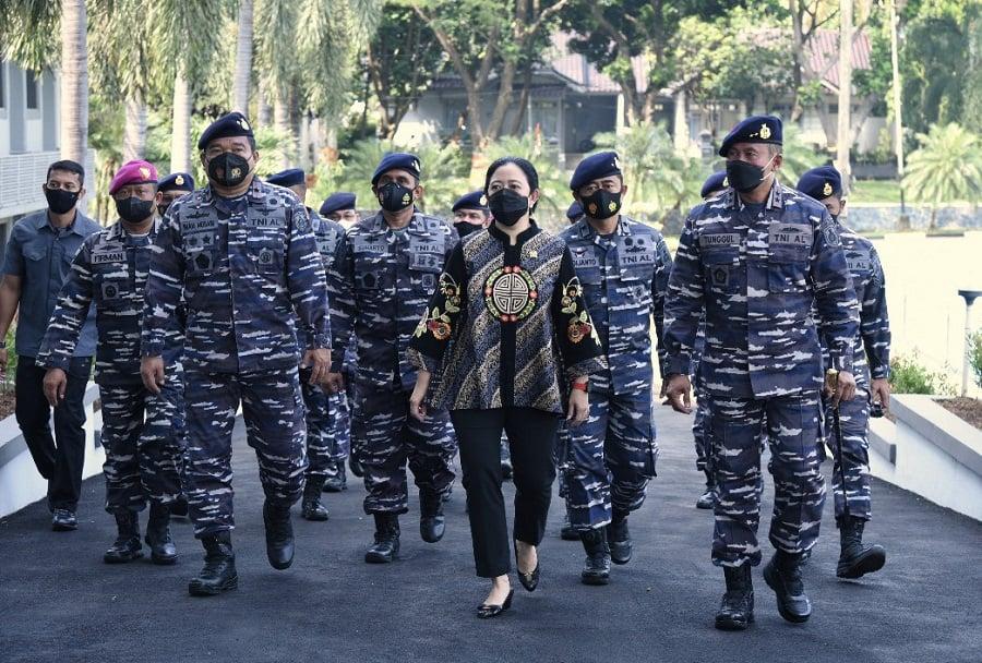 Puan Maharani Bongkar Alutsista TNI: Jangan Beli Barang Bekas...(Foto: dok DPR RI)
