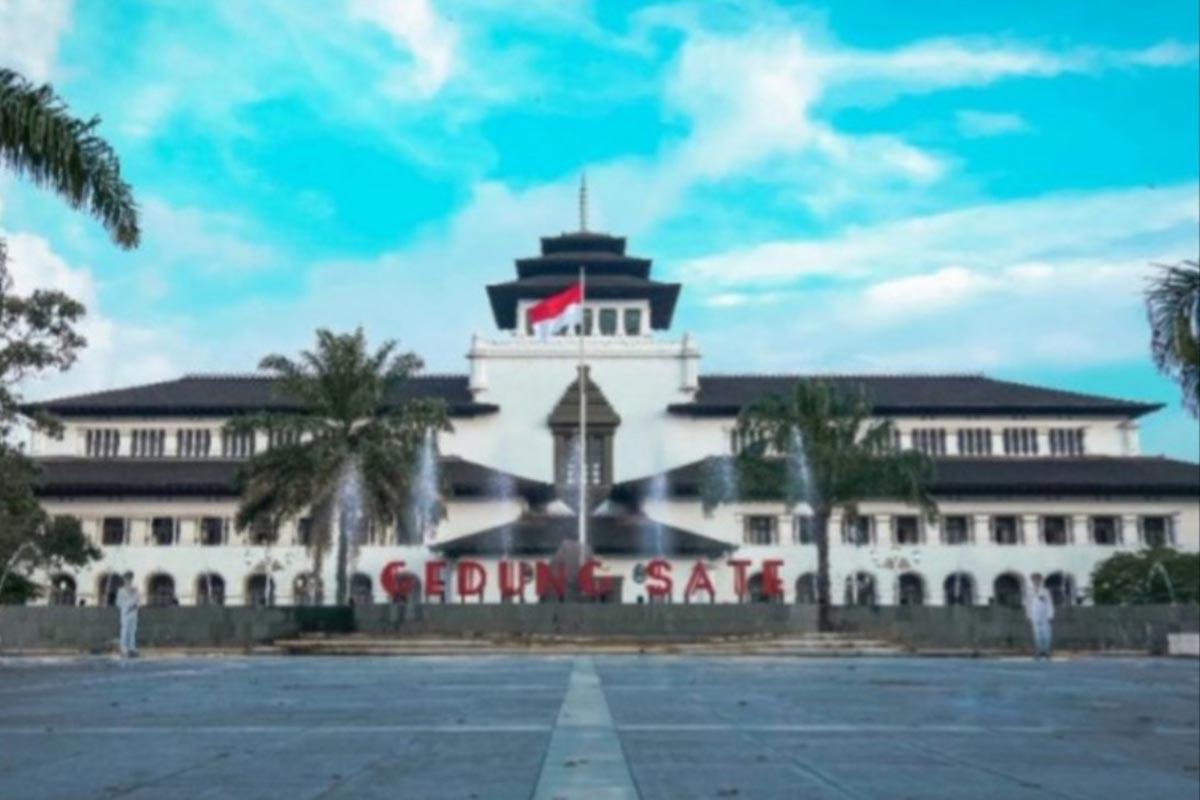 Gedung Sate Bandung (Dok Humas Pemprov Jabar)