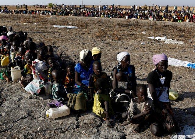 Penduduk Ethiopia. Foto: Reuters.