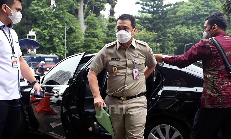 Wakil Gubernur DKI Jakarta Ahmad Riza Patria. Foto: Ricardo/JPNN