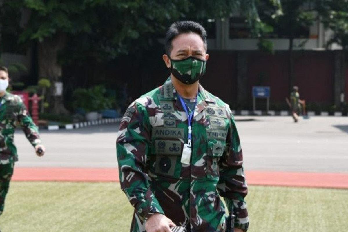 Calon Panglima TNI, Nama Jenderal Andika Perkasa Menguat di DPR