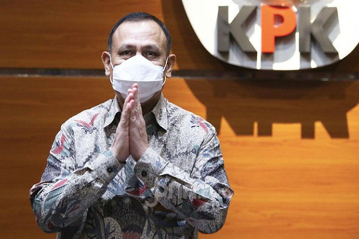 Ketua Komisi Pemberantasan Korupsi (KPK) Firli Bahuri. Foto: Ricardo/JPNN.com/GenPI.co