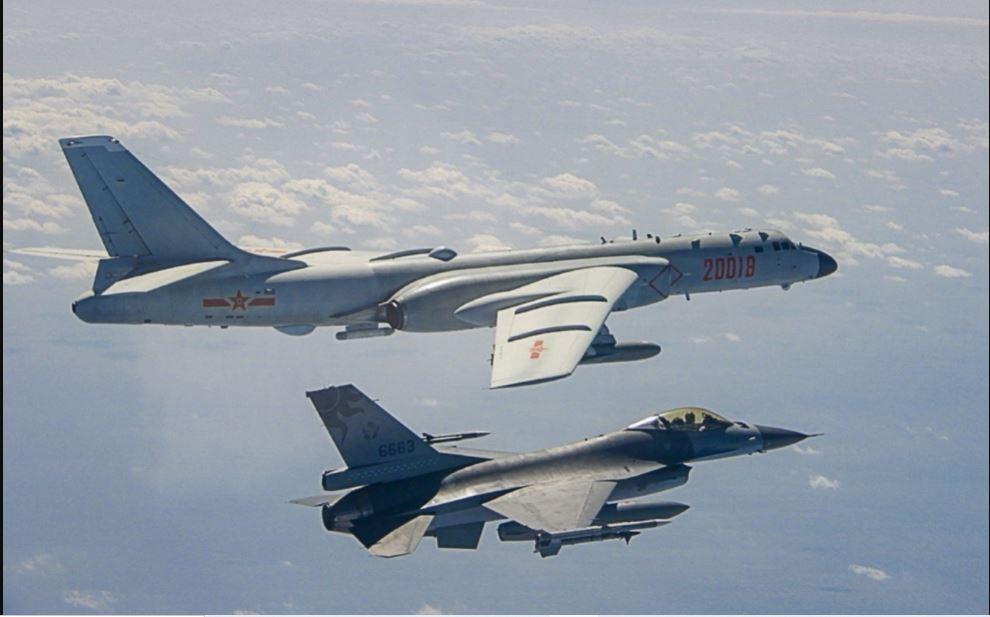 Ilustrasi pesawat militer China. Foto: Asian Military Review.