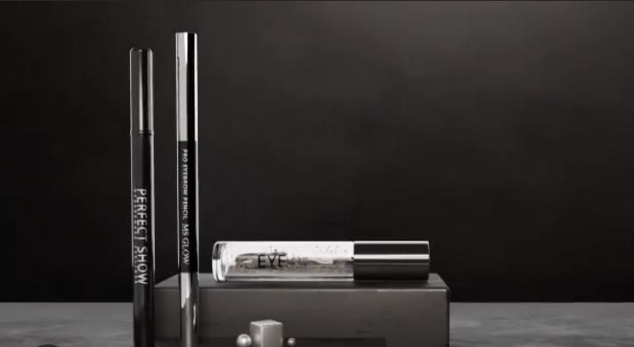 Tiga rangkaian produk untuk mempercantik mata. Foto : Instagram @mscosmeticsofficial