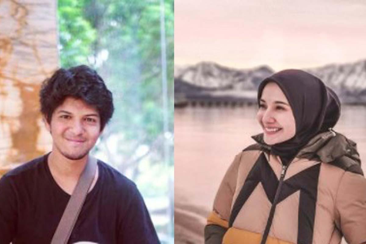 Yusuf Averroes Sungkar dan Zaskia Sungkar (foto: SC IG @yusufaverroes dan @zaskiasungkar15)