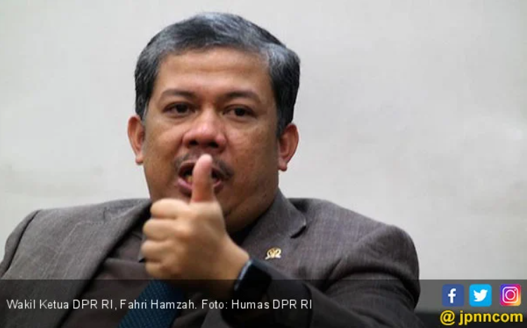 Fahri Hamzah. Foto: JPNN.com