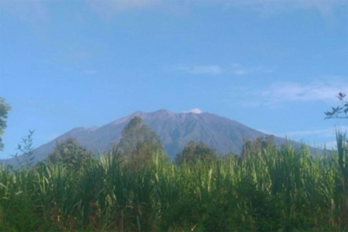 Gunung Raung. Foto: ngopibareng