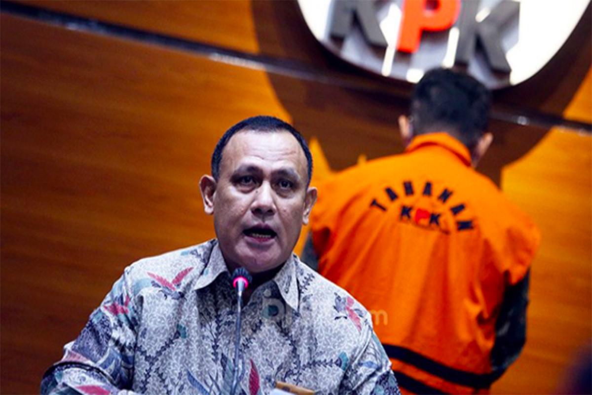 Ketua KPK Firli Bahuri. Foto: Ricardo/JPNN.com/GenPI.co