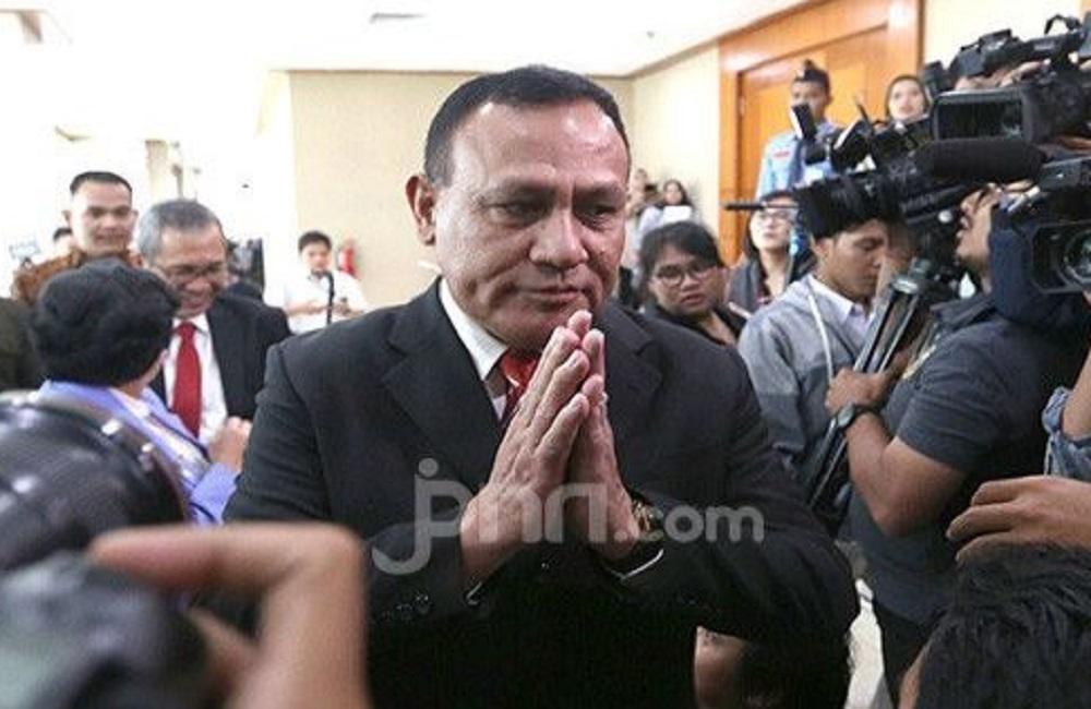 Ketua KPK Firli Bahuri (Foto: JPNN.com/GenPI.co)