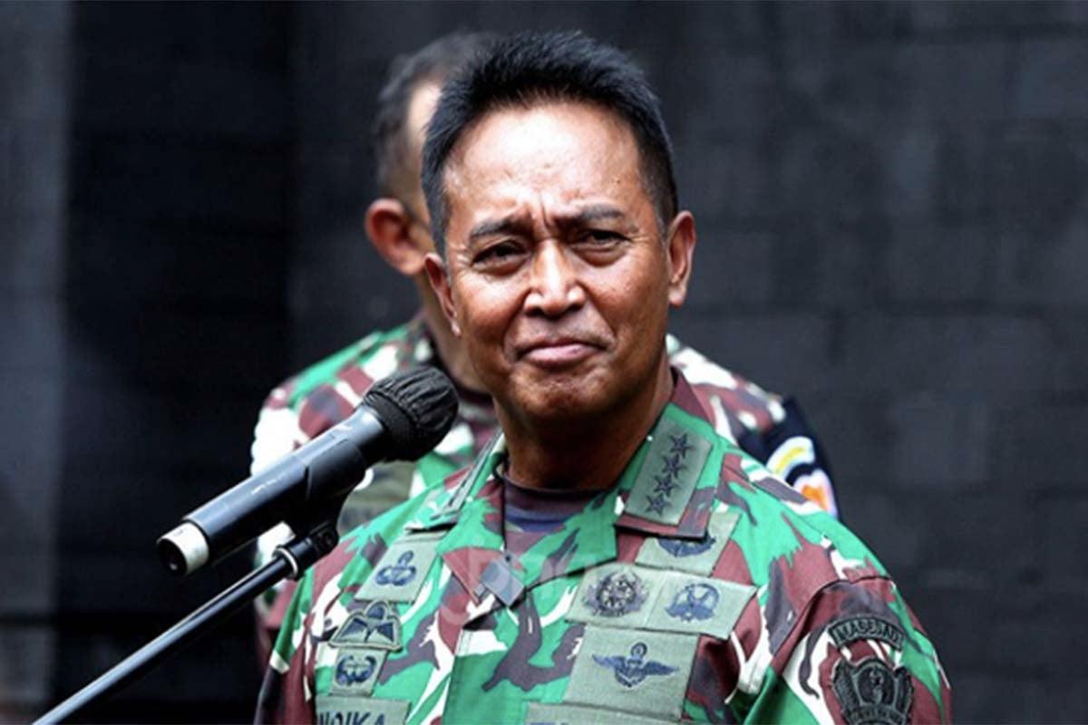 Jenderal Andika Perkasa (foto: Ricardo/JPNN)