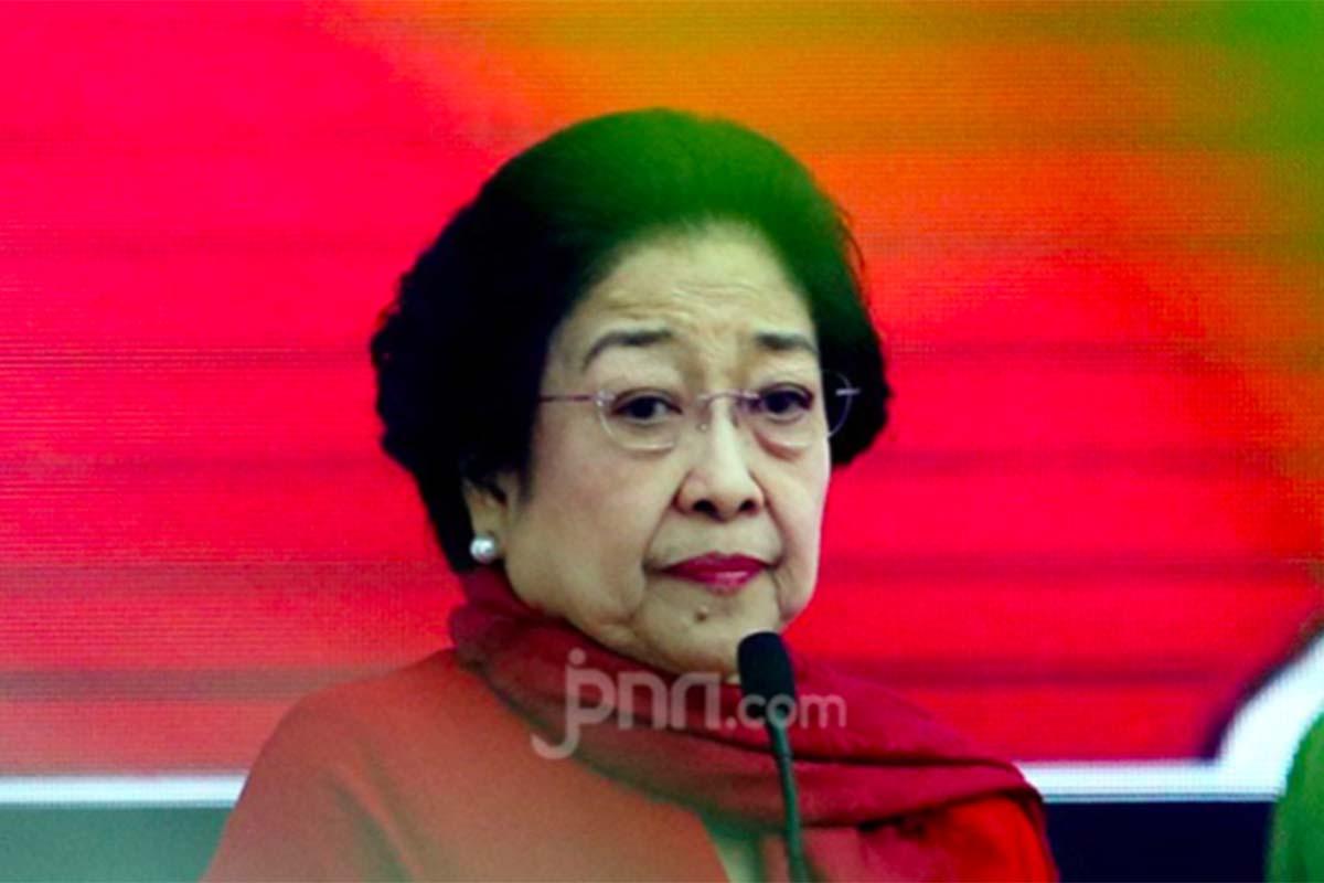 Presiden Kelima RI yang juga Ketua Umum DPP PDIP Megawati Soekarnoputri. Foto: Ricardo/JPNN.com/GenPI.co