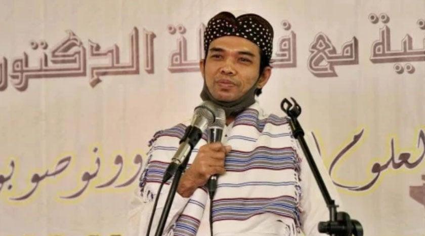 Ustaz Abdul Simad. Foto: Instagram/Ustaz Abdul Somad