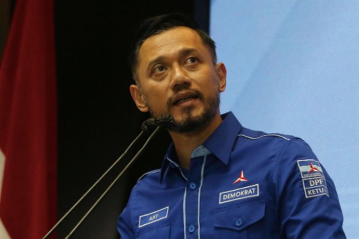Ketua Umum Partai Demokrat Agus Harimurti Yudhoyono (AHY). Foto: Ricardo/JPNN.com/GenPI.co