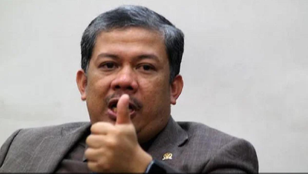 Politikus Partai Gelora Fahri Hamzah (foto: ANTARA)