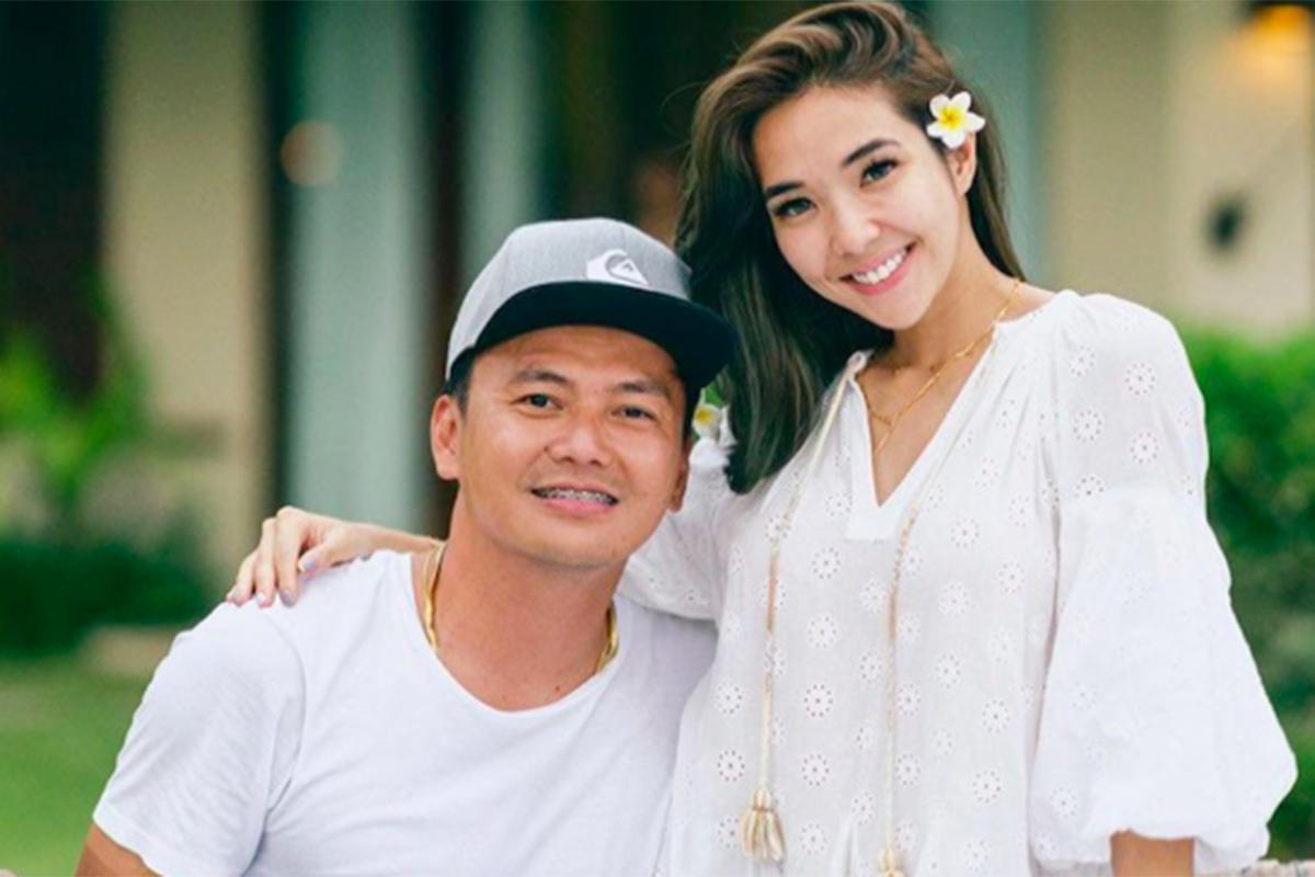 Wijin dan Gisel. Foto: Instagram @jaysforeal