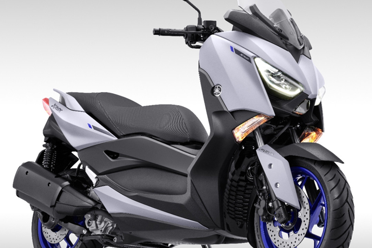 Yamaha Xmax ABS 2021. Foto: Ride Apart
