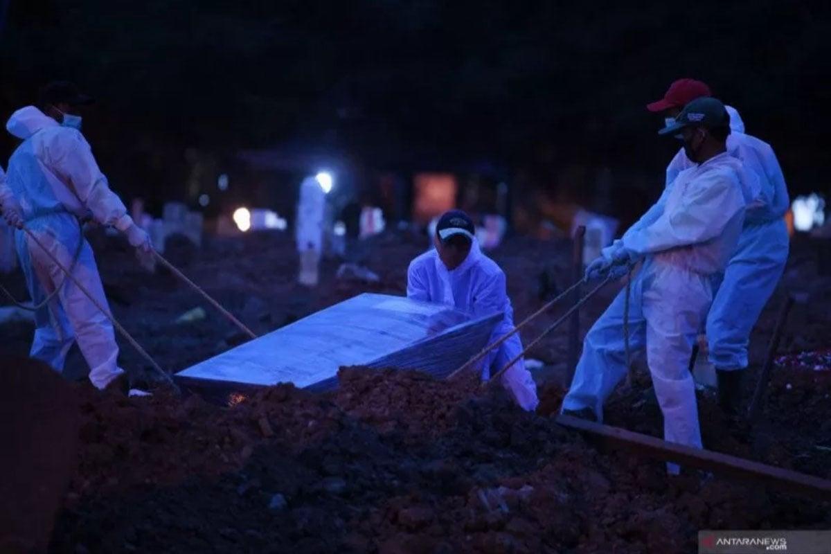 Covid-19 Sumatera Barat Ganas, Ini Kabupaten Penyumbang Kematian