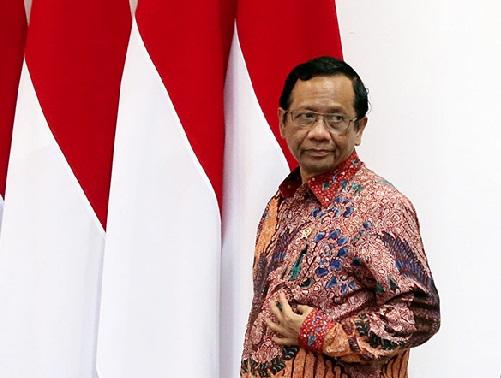 Mahfud MD Siap Revisi UU ITE, Ini Dia Pasal yang Dibidik (Foto: JPNN.com/GenPI.co)