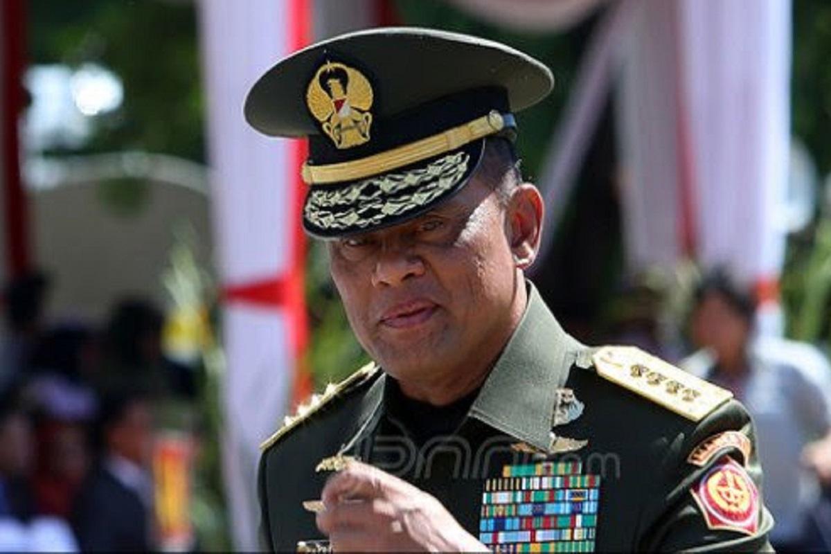 Mantan Panglima TNI Jenderal (Purn) Gatot Nurmantyo (foto: JPNN)