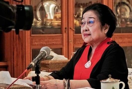 Ketum PDIP Megawati Soekarnoputri. (Foto: Instagram/megawati)