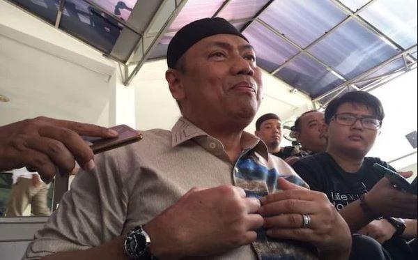 Politisi PDIP Kapitra Ampera. Foto: Foto: Elfany Kurniawan/JPNN.com
