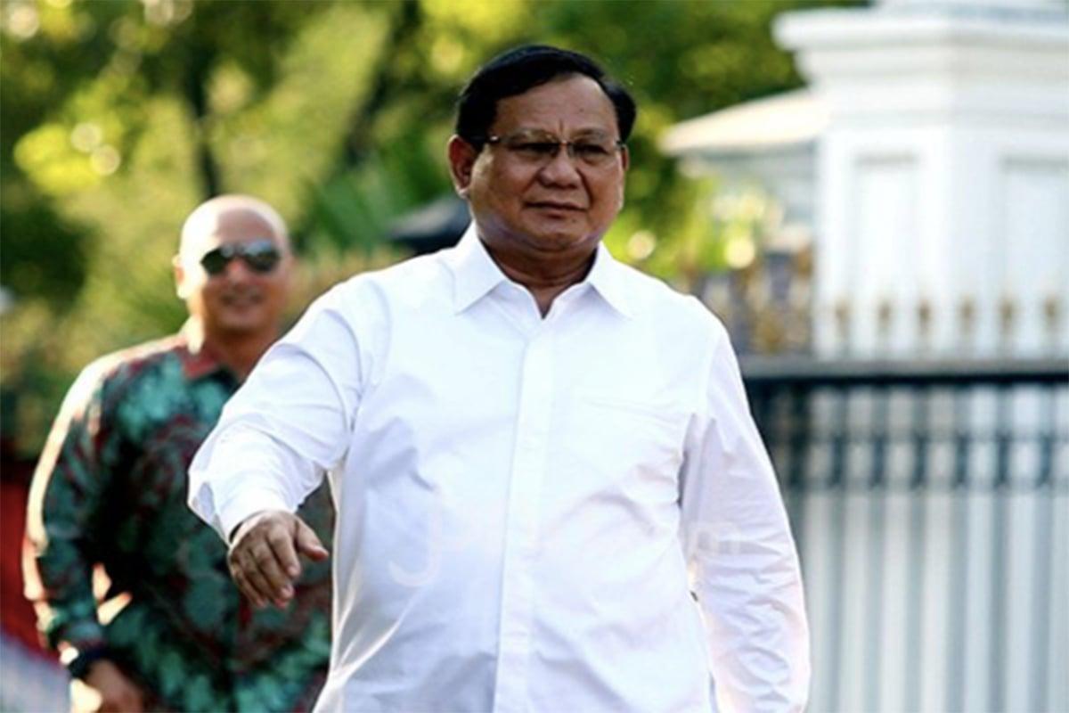 Prabowo Subianto. Foto: Ricardo/JPNN.com/GenPI.co