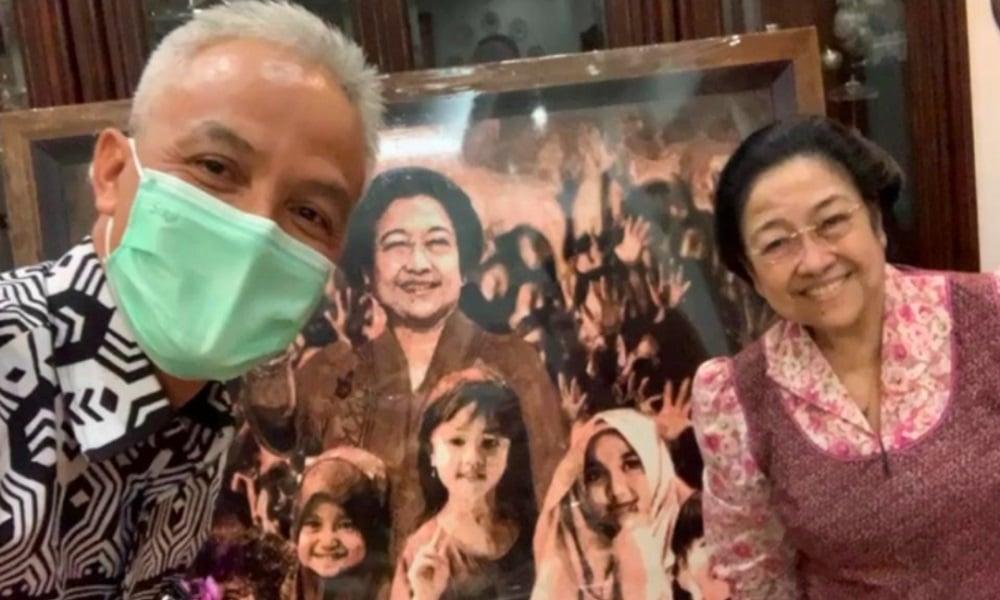 Ini Alasan Megawati Menegur Ganjar Pranowo
