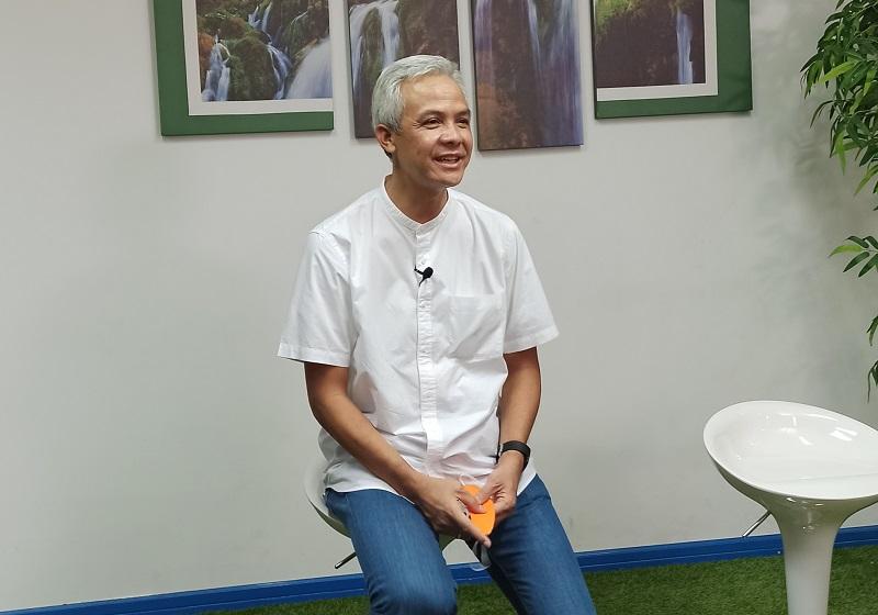 Gubernur Jawa Tengah (Jateng) Ganjar Pranowo. Foto: JPNN.com