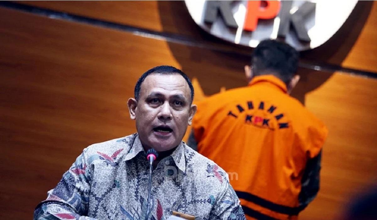 Ketua Komisi Pemberantasan Korupsi (KPK) Firli Bahuri (foto: JPNN)