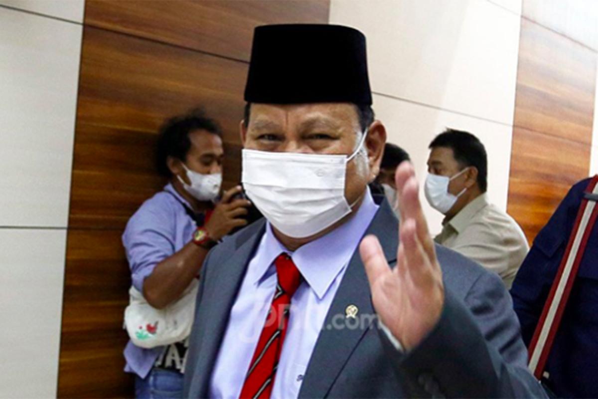 Menteri Pertahanan (Menhan) Prabowo Subianto. Foto: Ricardo/JPNN.com/GenPI.co