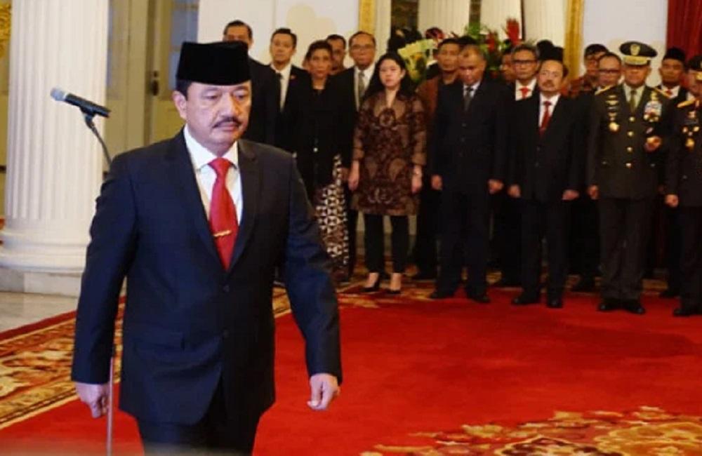 Pengakuan Habib Rizieq Bikin Kaget, Ungkap Budi Gunawan dan Tito - Kepala BIN Budi Gunawan di Istana (Foto: JPNN.com/GenPI.co)