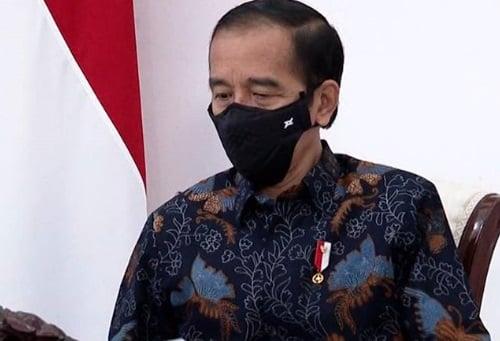 Presiden Jokowi, (Foto: Instagram/jokowi)