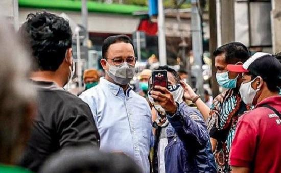 Politikus PSI Bongkar Kebijakan Anies Baswedan: Hentikan Aturan.. (Foto: Instgram/aniesbaswedan)