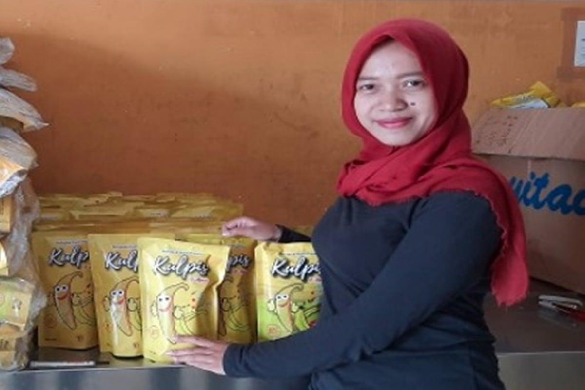 Putri Aprilia (Dede Nurhasanudin/Ayopurwakarta.com)