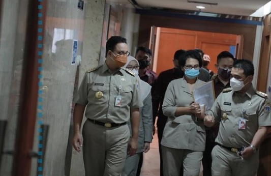 Tiru Manuver Jokowi, Anies Baswedan Bisa Dahsyat di Pilppes 2024 (Foto: Instagram/anies baswedan)