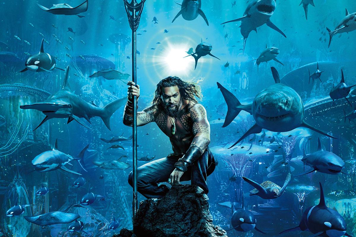Aquaman. Foto: IMDb