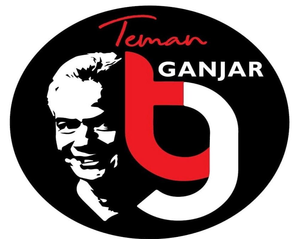 Dukungan Ganjar Pranowo. (Instagram/temanganjar)