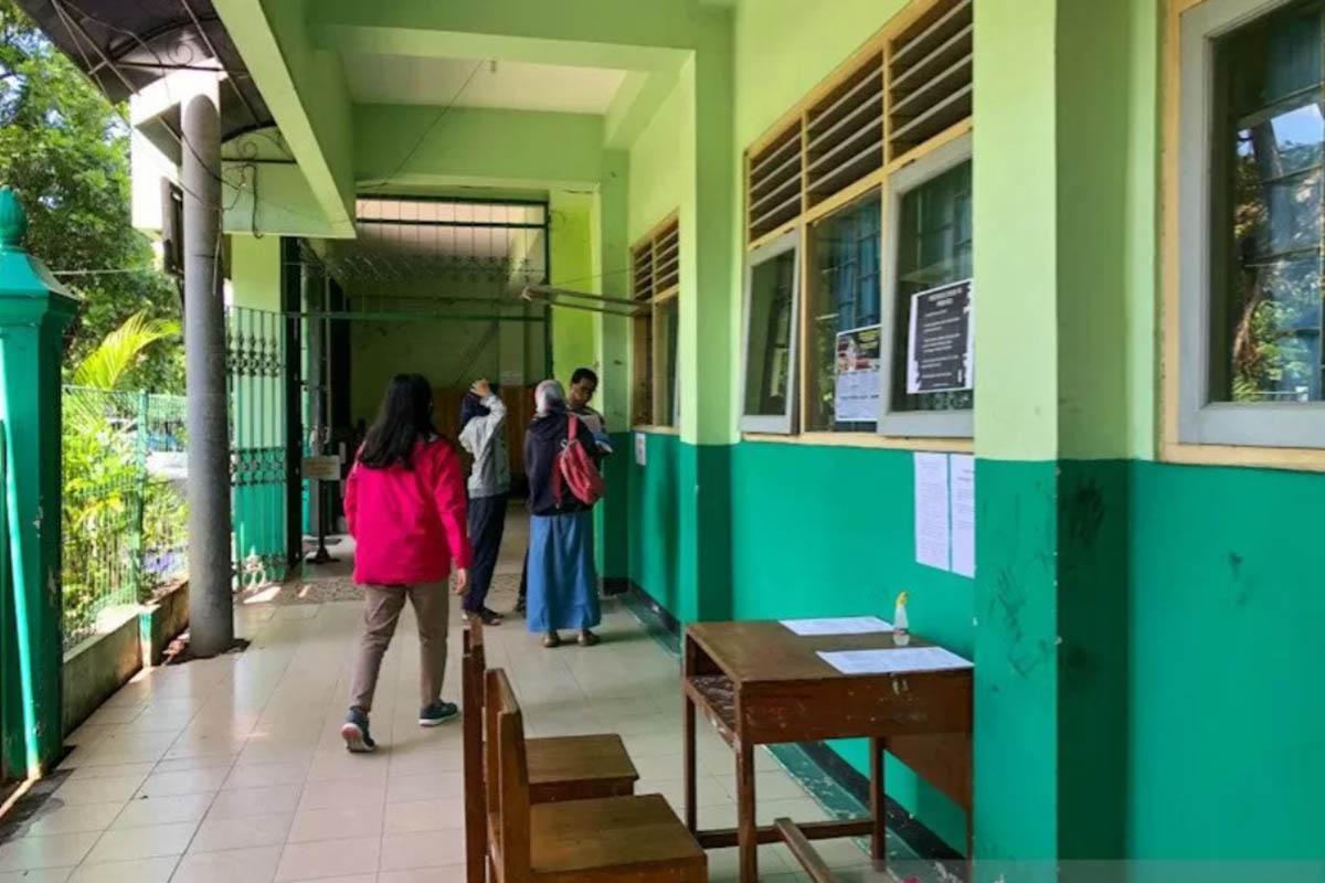 Ilustrasi - Proses PPDB di Kota Yogyakarta (Foto: Antara/Eka AR)