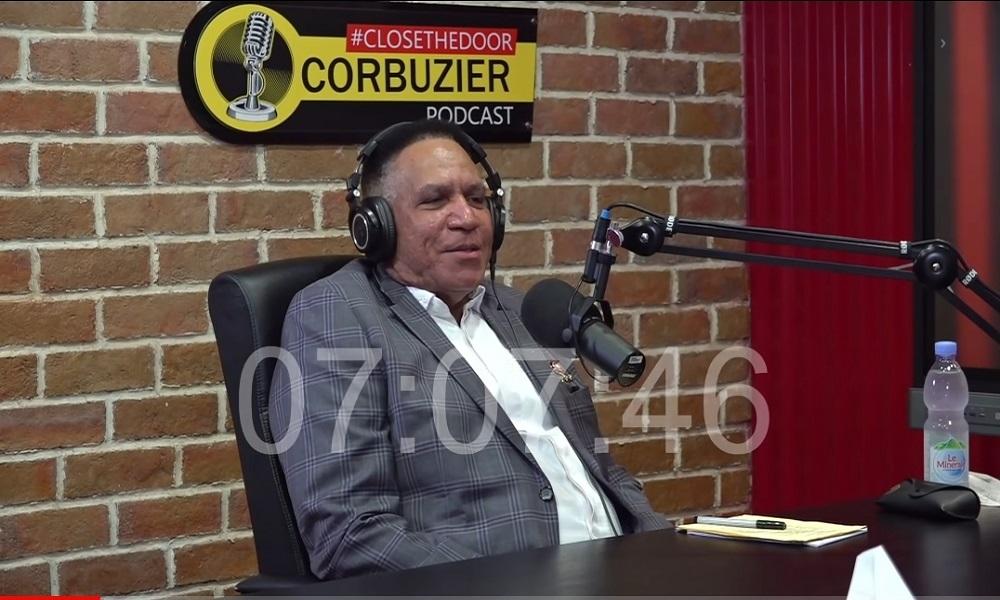 Kepala Badan Intelijen Keamanan Polri Komjen Paulus Waterpauw. (YouTube/Deddy Corbuzier)