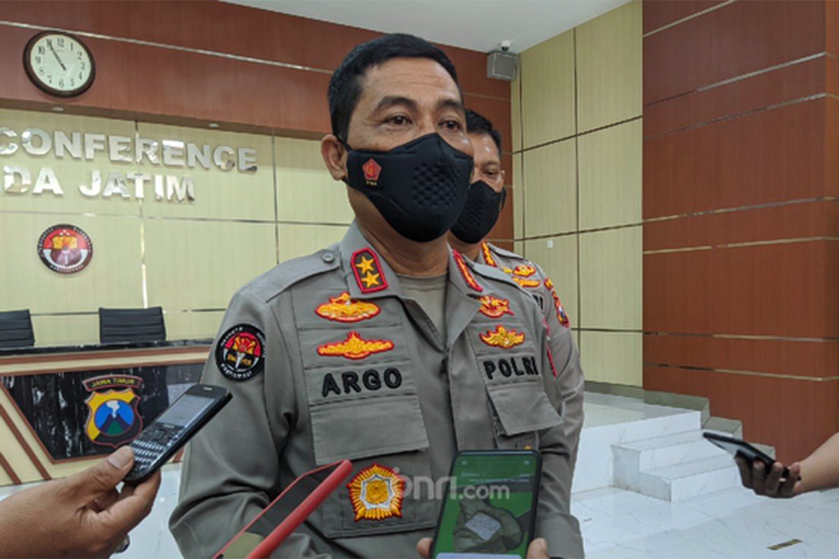 Kepala Divisi Humas Polri Irjen Argo Yuwono. Foto: Arry Saputra/JPNN.com/GenPI.co